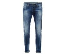 'Sleenker' Jeans Skinny Fit 860A blau