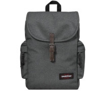 'Austin' Rucksack 42 cm Laptopfach schwarz