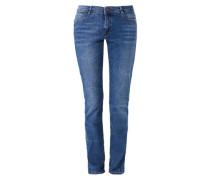 Smart Straight Jeans blau
