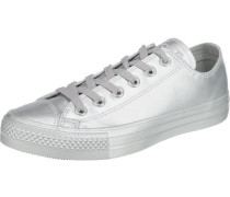 Chuck Taylor All Star Ox Sneakers silber