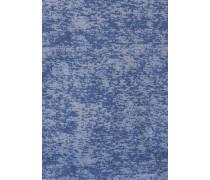 Shirt mit V-Ausschnitt (2 Stück) blau / grau