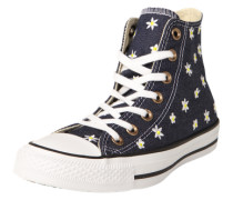 Sneaker 'Chuck Taylor All Star Hi' navy