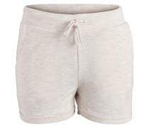 Shorts Sweat- beige