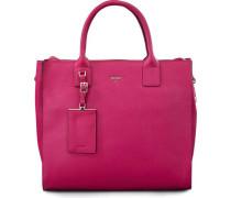 Miranda Handtasche Leder 34 cm pink