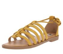 Sandale 'palmira' senf