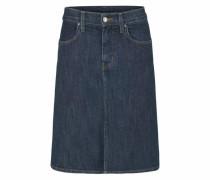 Jeansrock 'A Midi Skirt' blau