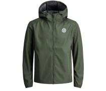 Leichte Jacke Lässige grün