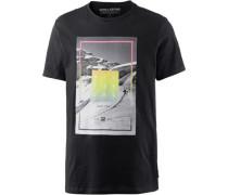 Endless T-Shirt Herren schwarz