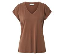 Shirt 'Alise' braun