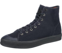 Bayton High Denim Sneakers blau