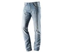 Slim Fit Jeans Herren blau