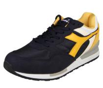 Sneaker 'Intrepid' nachtblau / gelb / weiß