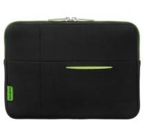 Airglow Sleeves Laptop-Hülle 335 cm neongrün / schwarz
