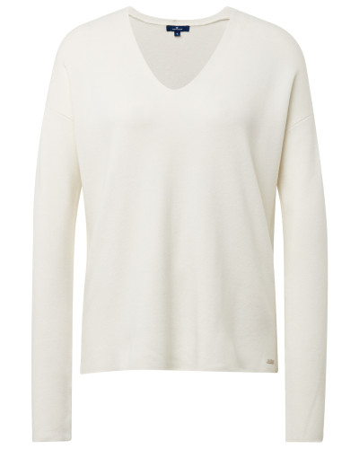 Pullover offwhite