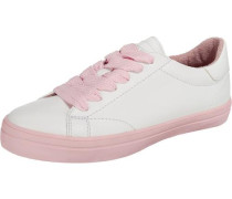 Mindy Lace up Sneakers Low altrosa