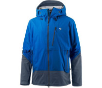 Superforma Hardshelljacke blau / navy