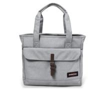 'Flail' Shopper Tasche 36 cm Laptopfach grau
