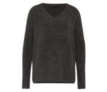 Shirt 'Viplace' graumeliert