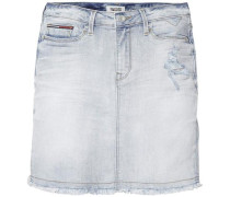 Rock ´thdw Denim Skirt 15 Bbde´ blau
