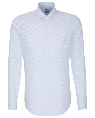 Business Hemd ' Slim Fit ' blau