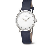 Boccia Damen-Uhren Analog Quarz ' '