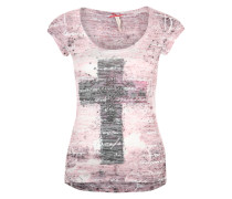T-Shirt 'Faith' beere