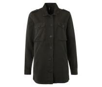 Cargo-Jacket grün