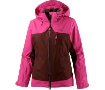 'Nagano 1' Funktionsjacke Damen pink