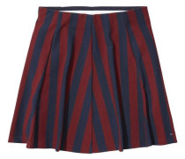 Rock 'thdw Basic Knit Skirt 14' marine / mischfarben / rot