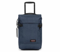 'Authentic Collection Tranverz XS 17' Double-Deck 2-Rollen Reisetasche 45 cm blue denim