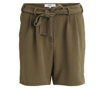 Feine Shorts oliv