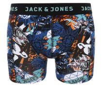 Boxershorts 'jacconner' navy / orange