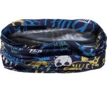 Multifunktionstuch mit UV-Schutz blau