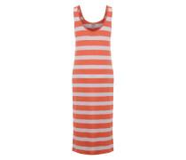Jerseykleid 'Expert' pink / weiß