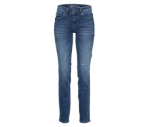 Slim Jeans 'Alexa' blue denim