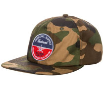 172 Strapback Cap grün