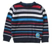 Pullover für Jungen blau / dunkelblau / grau / rot / weiß