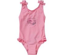 Kinder Badeanzug Meerjungfrau UV-Schutz 50+ rosa