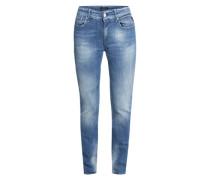 Bootcut Jeans 'Vicki' blau