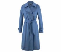 Trenchcoat 'Beatha' blau