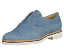 Slipper blue denim