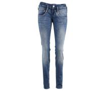 Jeans Pitch Slim Denim Stretch blau