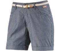 Shorts dunkelblau / weiß