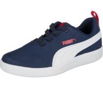 Kinder Sneakers 'Courtflex' blau / dunkelblau / weiß