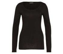 Shirt 'viofficiel' schwarz