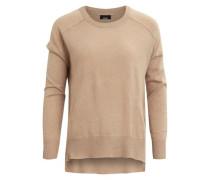 Pullover 'objvictoria' beige