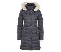Mantel 'tyra Down Coat' schwarz