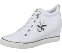 Sneakers 'Ritzy' schwarz / weiß