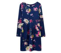Kleid Dayliaprint blau / mischfarben