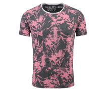 T-Shirt 'MT Thrill' rot